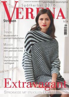 Verena Stricken Spätherbst 2016