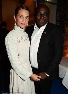 Alicia Vikander leads way at British Vogue - cetusnews