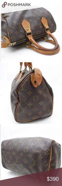 Authentic Louis Vuitton Speedy 25 Authentic Louis Vuitton Speedy 25. It s  just been sitting in my closet 3b890b2acf716