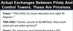 These 16 True Conversations Between Pilots And Control Towers Are Too Funny To Believe