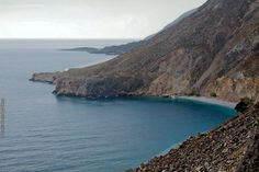 Glyka Nera, Sfakia, Chania, Crete, Greece One Day I Will, Crete Greece, Water, Travel, Outdoor, Gripe Water, Outdoors, Viajes, Destinations