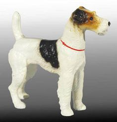 It's my dream to have an iron dog doorstop. I'd paint this guy orange and he could be Cooper!