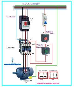 Terrific 3 Phase Contactor Wiring Diagram Wiring Diagram Data Wiring Digital Resources Counpmognl