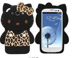 Hello Kitty 3D Silicon Case for Samsung Galaxy S3 III (AT,Sprint,T-Mobile.Verizon)-Brown by Hello Kitty. $23.99. Hello Kitty 3D Silicon Case for Samsung Galaxy S3 III (AT,Sprint,T-Mobile.Verizon)-Brown. Save 25%!