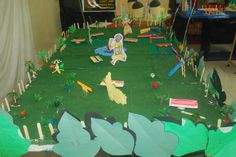 """School Presentation – """"Pollution and its Mitigation"""" arranged by our 5th standard students."""