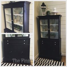 General Finishes Milk paint! By: The Finished Project. Check out my other projects on Instagram & Facebook!
