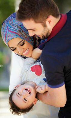 Masha Allah .. Adorable Family