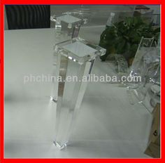 Furniture Legs For Ottomans bench w/lucite legs | lucite furniture | pinterest | lucite furniture