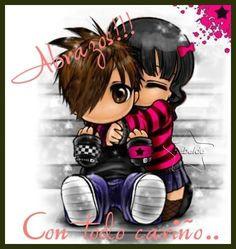 Imagenes Y Frase De Amor En Caricatura Amor Mio Pinterest Love