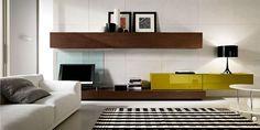 wall mounted tv wall