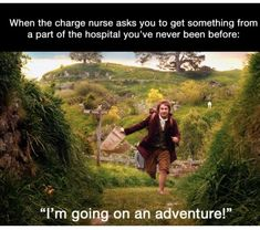 Let's go on an adventure!!