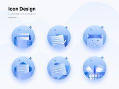 E-commerce icon set by maharani juwita Dribbble Dribbble Design Ios, Icon Design, Graphic Design, Flat Design, Design Thinking, Motion Design, Empty State, Face Icon, Pose