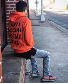 Modern Witch Fashion, Streetwear Fashion, Streetwear Brands, Best Street Outfits, Anti Social Social Club, Urban Fashion Trends, Tomboy Outfits, Adidas, Look Cool
