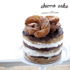 This is what I like to think of as a mic drop kind of recipe. Churro cake. See above evidence. What more is there to say, really? In the interest … Read More