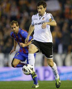 ~ David Albelda on Valencia CF ~