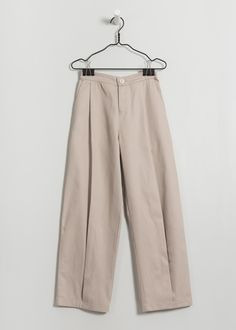 kowtow - 100% certified fair trade organic cotton clothing - oxide pant