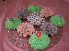 Princess Party Cupcakes
