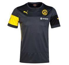 Borussia Dortmund Training Jersey 2014 – 2015 (Black)