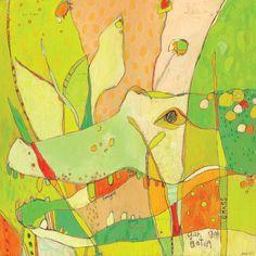 Mister Gator Canvas Print by Jennifer Mercede  by jennifermercede, $69.00