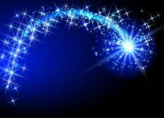 Shiny starlight art background vectors set 05