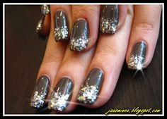 Love it!!!! New Years nails???