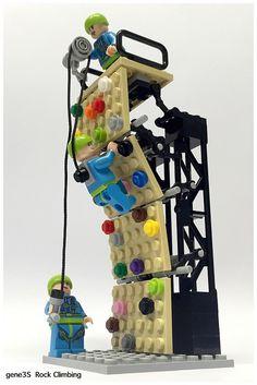 Rock Climbing | by gene 3S