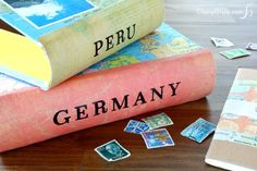 Travel keepsake box craft—capture your memories with this simple DIY #travel #keepsakes