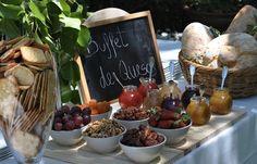 Boda Bella: El banquete: Los buffets de quesos