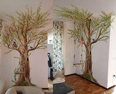 Imagini pentru picturi pe pereti