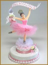 Resultado de imagen para imagenes de bailarinas en pasteles de fiesta