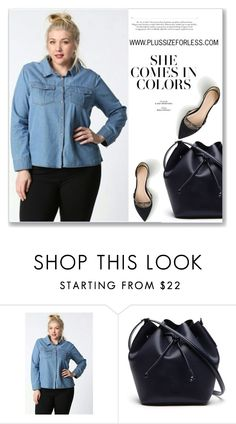 """WWW.PLUSSIZEFORLESS.COM"" by lamiya-c ❤ liked on Polyvore featuring Lacoste, J.Crew and plussizeforless"