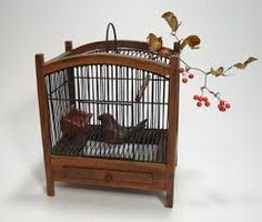 「巣引き 鳥かご」の画像検索結果