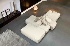 Anbausofa PEANUT | Sofa by Bonaldo