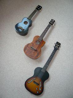 Cool ukuleles