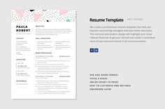 Resume Template - \