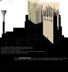 Beniamino Servino · Picture cards collection of the italian Architecture. · Divisare