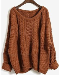 Oversized sweater - perfect for fall winter  4b603bd1e