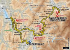 Étape 19 - Albertville > Saint-Gervais Mont Blanc - Tour de France 2016