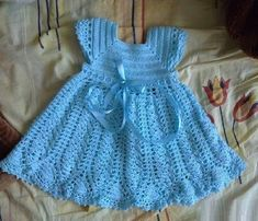 Rio posted Blue Princess Dress free crochet graph pattern to their -baby time!- postboard via the Juxtapost bookmarklet. Crochet Dress Girl, Crochet Baby Dress Pattern, Baby Dress Patterns, Crochet Girls, Crochet Baby Clothes, Crochet For Kids, Knit Crochet, Crochet Dresses, Pattern Dress
