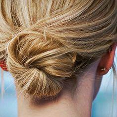How To: Effortless Bun by Mara Roszak for L'Oréal Paris By L'Oreal Paris