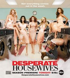 Desperate Housewives, season 3 promo poster