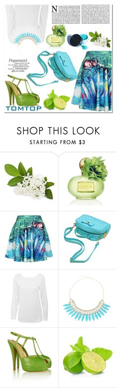 """""""Tomtop 23"""" by nerma10 ❤ liked on Polyvore featuring Coach, Giuseppe Zanotti and Manic Panic"""