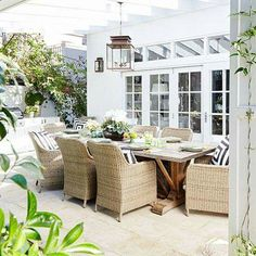 Its time for outdoor entertaining! I've found affordable splurge and save ou… Its time for outdoor entertaining! I've found affordable splurge and save outdoor chair options for an outdoor living space refresh. Outdoor Areas, Outdoor Rooms, Outdoor Chairs, Outdoor Furniture Sets, Outdoor Decor, Patio Chairs, Wicker Chairs, Outdoor Lighting, Adirondack Chairs