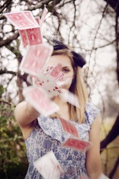 Alice in Wonderland,  fairytale photography | Jessica Myers photography