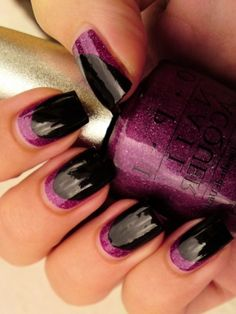 """<3 Love this - gonna try today seeing as my polish is no longer in """"season"""" lol"""