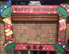 Teenage Mutant Ninja Turtle Photo Frame