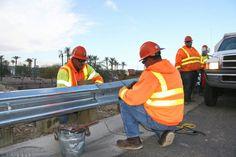 Guardrail repair
