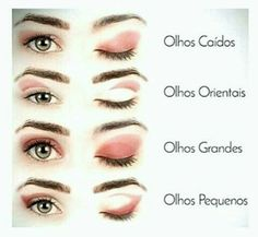 Imagen de makeup and eyes