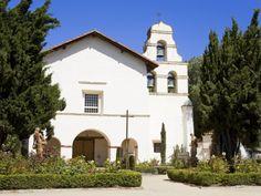 Mission San Juan Bautista, California, United States of America, North America