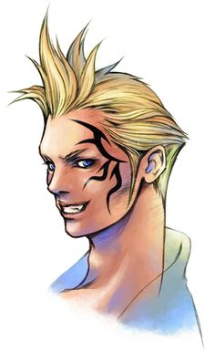 Zell Dincht: my favorite Final Fantasy character! From VIII